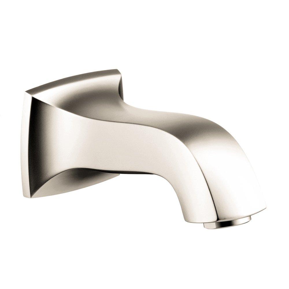 Hansgrohe 13413001 Metris C Tub Spout, Chrome - Faucet Spouts And ...