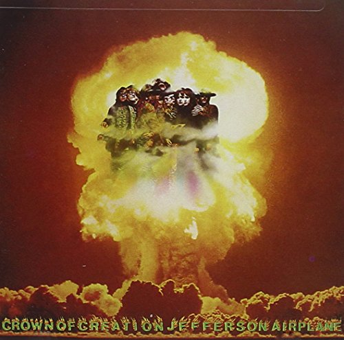 CD : Jefferson Airplane - Crown of Creation (CD)