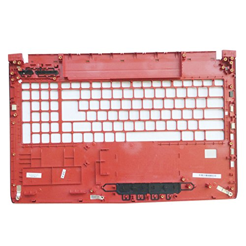 Cover Palmrest Top (Sparepart01 Laptop Palmrest Upper Case Cover Top Cover Without Touchpad Sensor Board for MSI GE62 GT62 VR Series Compatible With PN 3076J3C217Y311)