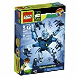 LEGO Ben 10 Alien Force Spidermonkey (8409)
