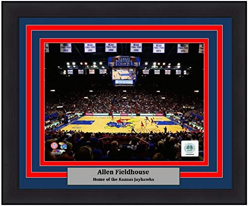 (University of Kansas Allen Fieldhouse 8