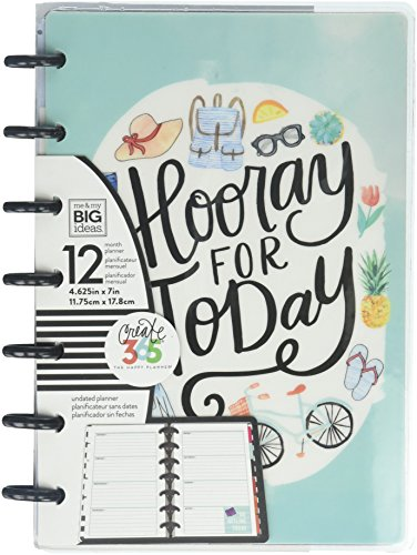 (Me & My Big Ideas Mini Planner - Everyday Essentials)