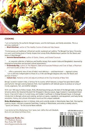 The bengali five spice chronicles rinku bhattacharya 9780781813051 the bengali five spice chronicles rinku bhattacharya 9780781813051 amazon books forumfinder Images
