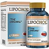 LIPOCHOL Natural Liver Cleanser Detox Supplement Cleanse & Support Liver Health ( 100 Caps Bottle) Review