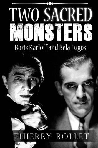 Download Two sacred monsters: Boris Karloff and Bela Lugosi ebook