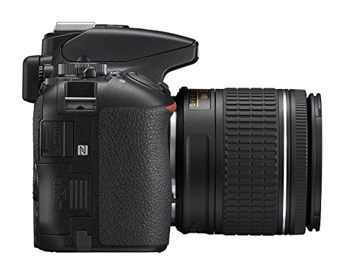 Nikon D5600 with AF-P 18-55 mm + AF-P 70-300 mm VR Kit with Bag and 16GB Memory Card Free 3