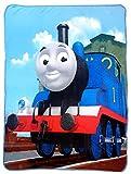 Thomas the Tank T- Block Silk Touch 46' x 60' Plush Throw