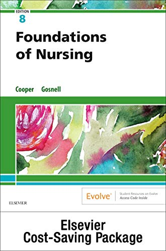 Foundations of Nursing - Text and Virtual Clinical Excursions Online Package, 8e