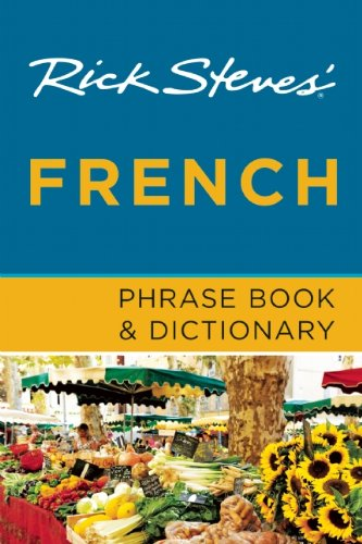 Rick Steves' French Phrase Book & Dictionary
