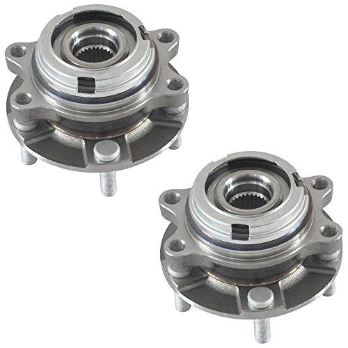 DRIVESTAR 513310X2 (Pair) New Premium FRONT Wheel Hub Bearing for a Nissan Murano Quest