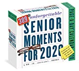 389* Unforgettable Senior Moments Page-A-Day Calendar 2020