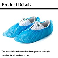 Non-woven Disposable Shoe Covers - thick material