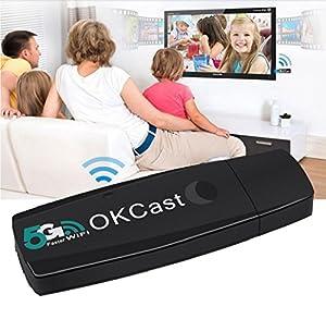 Tongshi G10 Intelligente USB TV Stick WIFI Miracast Dongle 1080p HDMI TV...