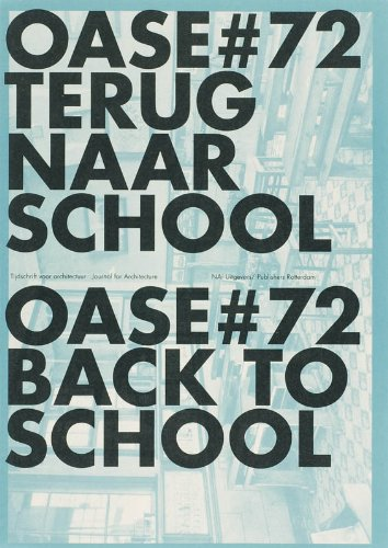 OASE 72: Back to School by nai010 publishers