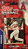 Los Angeles Angels 2020 Topps Factory Sealed