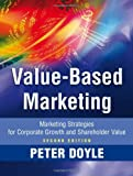 Value-Based Marketing, Peter Doyle, 0470773146