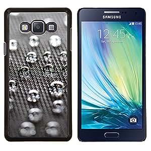 LECELL--Funda protectora / Cubierta / Piel For Samsung Galaxy A7 A7000 -- Gotas de agua --