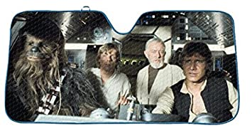 Star Wars  Millennium Falcon In-Car Sun Visor Cover  Amazon.co.uk ... af8b6da3256