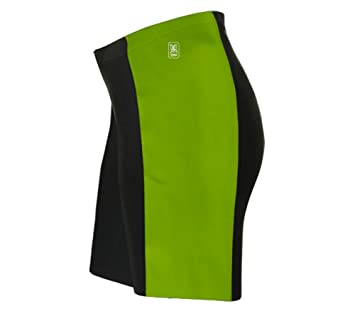 Amazon.com : Green Neon Cycling Shorts for Men : Cycling ...