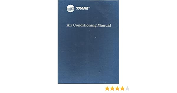 Air conditioning manual trane company trane amazon books fandeluxe Choice Image