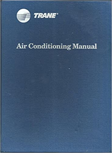 Air conditioning manual trane company trane amazon books fandeluxe Image collections