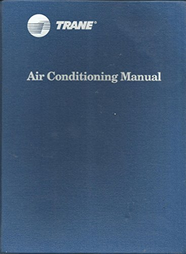 (Air Conditioning Manual)