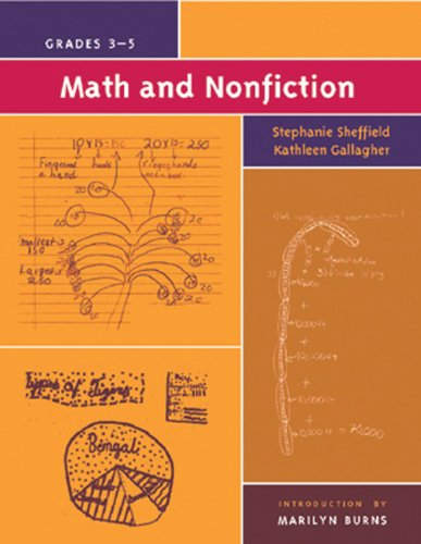 Math And Nonfiction, Grades 3-5