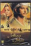 DVD Jodhaa Akbar Indian Movie Sub Eng / Hrithik Roshan, Aishwarya Rai Bachchan, Sonu Sood
