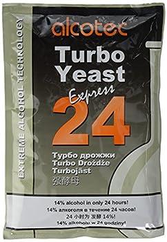Alcotec 205g 24-hour Turbo Yeast, Gold