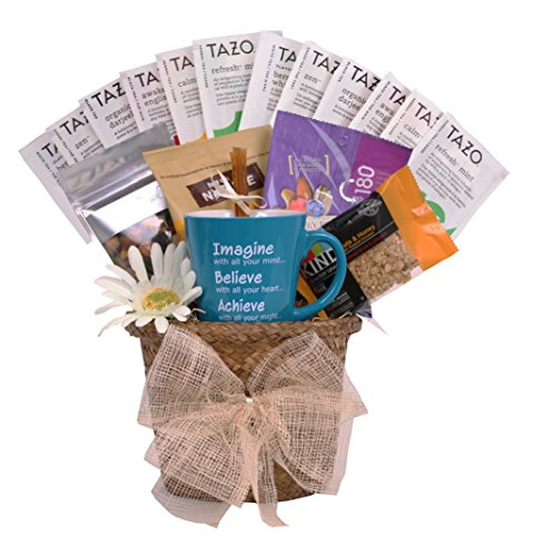 Tazo Tea Time - Tea Lover's Gift Basket