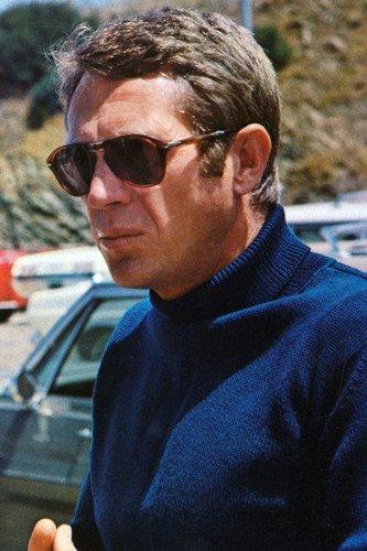 Steve McQueen in The Thomas Crown Affair 11x17 Mini Poster in - Sunglasses Thomas Crown Affair