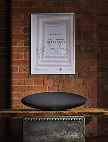 Bowers & Wilkins Zeppelin Wireless HiFi Speaker, Black