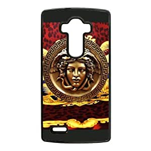 LG G4 Cell Phone Case Black Versace KG4504379