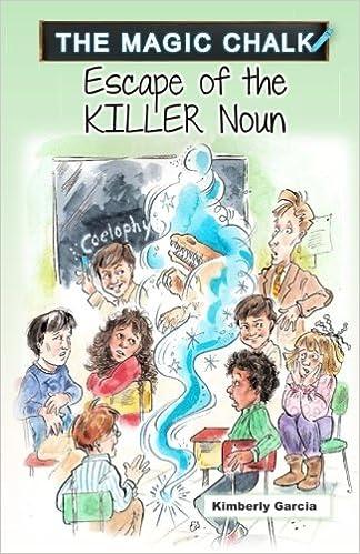 Amazon.com: Escape of the KILLER Noun (The Magic Chalk ...