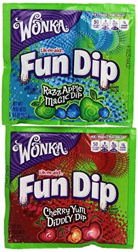 (WONKA Lik-m-aid Fun Dip (4)