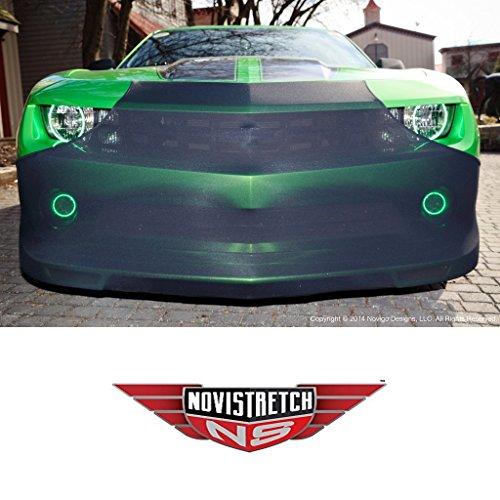 MIDWEST CORVETTE Camaro NoviStretch Front Bra High Tech Stretch Mask Fits: All 5th Gen 2010 Through 2015 Camaros (Mask Bra Front)