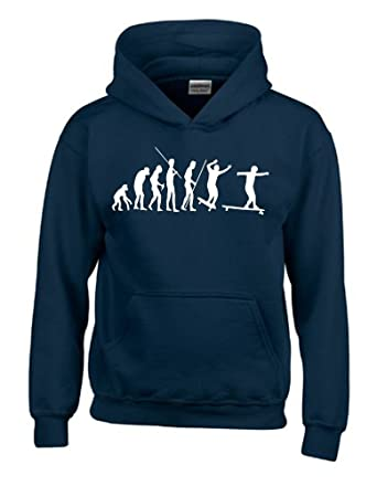 d0d3678b3f7a0 Coole-Fun-T-Shirts Sweat-shirt à capuche pour enfant