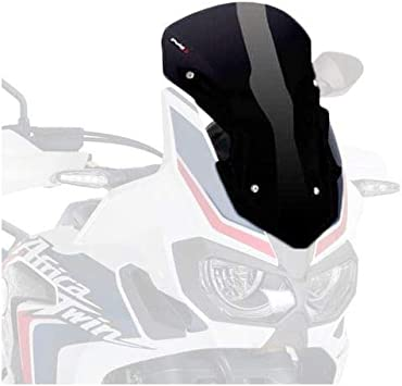 Puig 16-19 Honda CRF1000L Specific Tank Pads Carbon Look//Clear