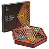 Best Chinese Checkers Game Sets - Chinese Checkers Game Set with Glass Marbles Review