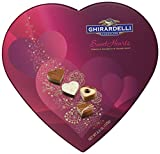 Ghirardelli Valentines Day Sweethearts Heart Shaped Box Gift, 4.4oz Deal
