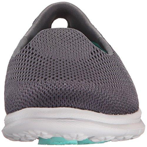 Prestazioni Shoe Skechers Passo Spostamento Charcoal Walking Andare Fqwq1