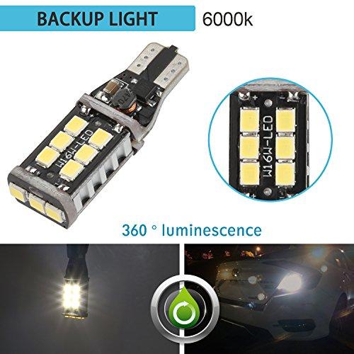 921 Led Backup Lights - 6