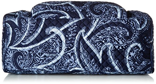 Vera Bradley Iconic Weekender Travel Bag, Signature Cotton, Indio by Vera Bradley (Image #4)