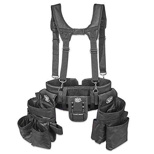 The 8 best carpenter tool belts and pouches