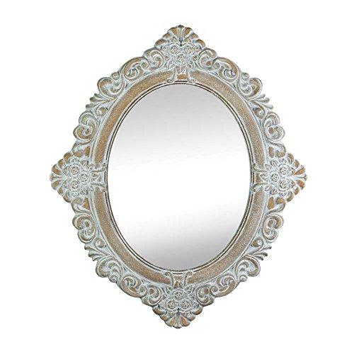 Accent Plus Vintage Amelia Taupe Mirror (Style Mirror Vintage)