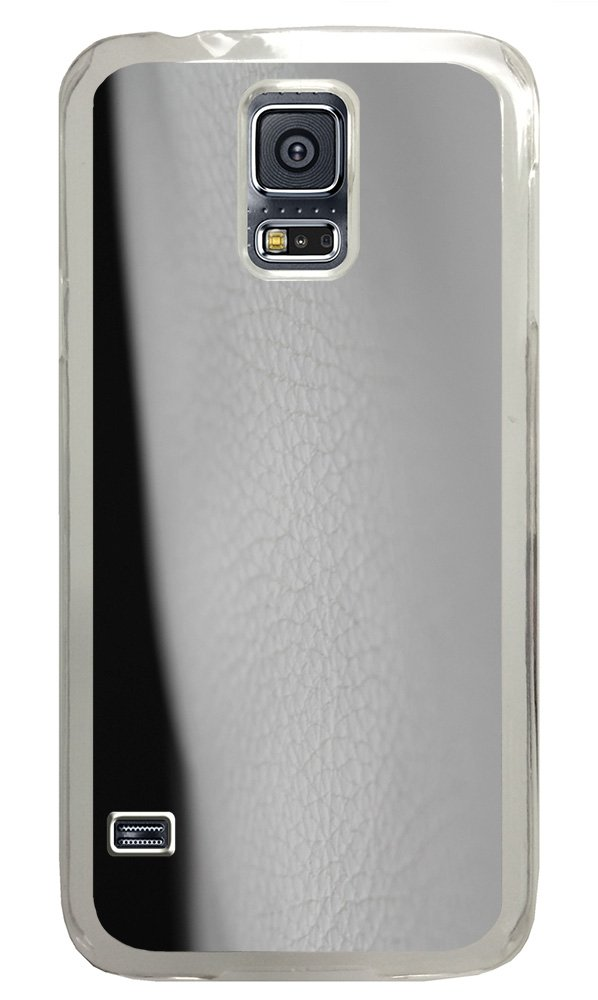 Samsung S5 Case,Black And White 7 Shock-Absorption