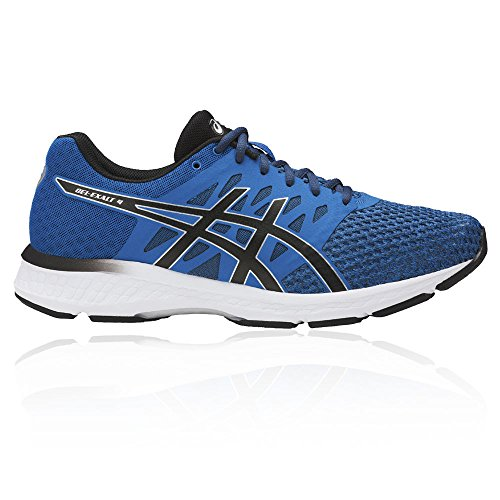 Men Blue Bleu Homme UK de Chaussures T7e0n Gel Asics 4 Exalt Running 4390 7ntqvZ