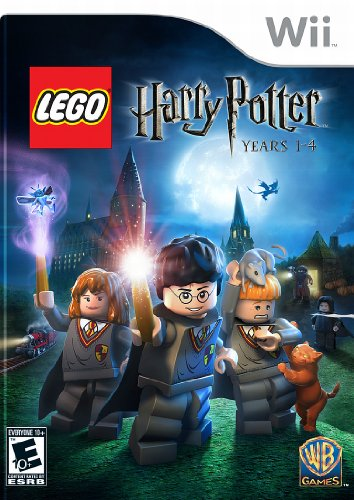 LEGO Harry Potter: Years 1-4 - Nintendo (Toy Story Wii)