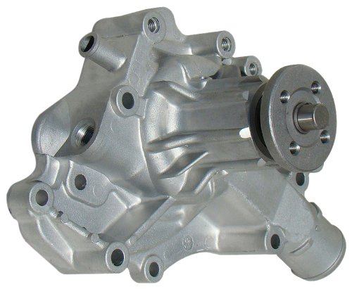 Milodon 16235 Performance Aluminum High Volume Water Pump for Ford 351C