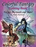 img - for Colorful Fantasy Coloring Book: by Molly Harrison book / textbook / text book